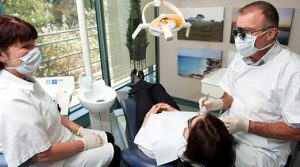 Dentists at Pymble Dental Advance Dentistry Dentist Performing Dental Checkup