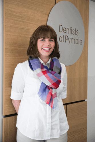 Dentists at Pymble Make your Baby Smile Dental Hygienist Leah Gardiner Portrait Image