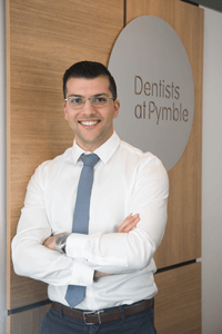 Dentists at Pymble Mouthguards by Dental Surgeon Dr Dominic Augustine Aouad Portrait Image