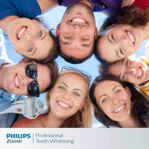 Dentists at Pymble Teeth Whitening by Amy Collinge Philips Zoom! Professional Teeth Whitening Dental Banner